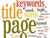 اهمیت عنوان صفحه در جستجو و هدایت مشتری