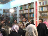 نقد و بررسی آثار اروین یالوم در کافه کتاب آفتاب مشهد